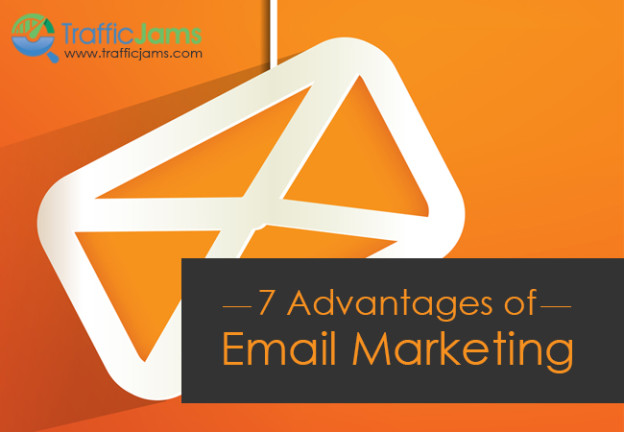 7 advantages of email marketing